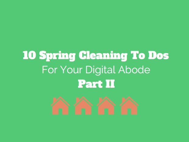 10 Spring Cleaning To Dos_II