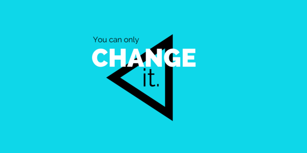 Quote: You can only change it