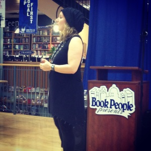 Danah Boyd at Book People talking about It's Complicated